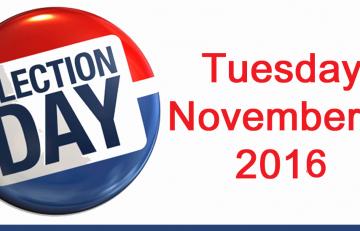 Vote For Life on Nov. 8, 2016
