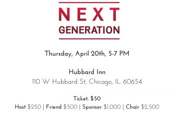 G-PAC Next Generation Event – April 20, 2017