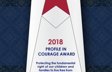 G-PAC Profile In Courage Annual Award Ceremony – January 25, 2018