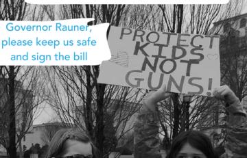 Combating Illegal Gun Trafficking Act Passes!